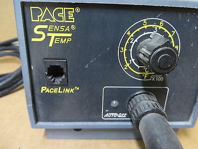Pace Sensa Temp Soldering Equipment Pps15a Solder Pen Handpiece 6025-0014-p1