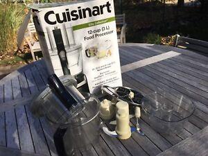 Cuisinart Elite Collection® 2.0 12-cup (2.8 L) Food Processor