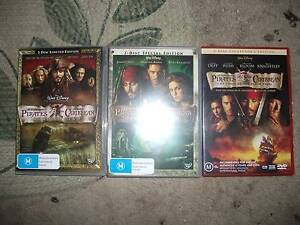 pirates of the caribbean dvds Scoresby Knox Area Preview