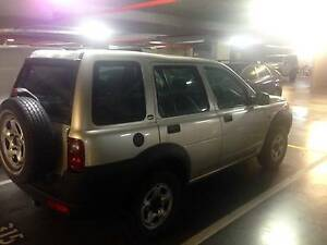 1999 Land Rover Freelander *Needs Repair* Port Melbourne Port Phillip Preview