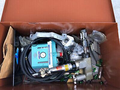 Pneumatic Tri Tool Pipe Beveling Machine 202a
