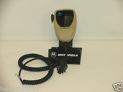Motorola Palm Microphone Model HMN1080A Spectra, Astro Spectra, MaraTrac  USED. Buy it now for 8.95