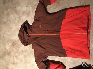 The North Face Ski Jacket and Pants