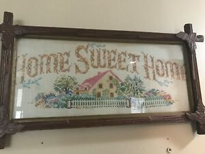 Used, Home sweet Home sign for sale  London
