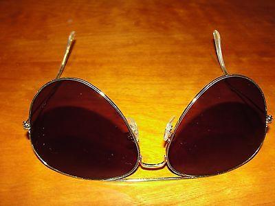 Ray-Ban Aviator Sunglasses with prescription lenses. (Ray Bans With Prescription)