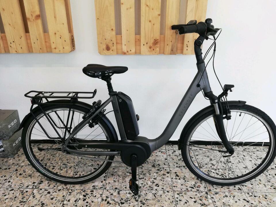 Kalkhoff/Pegasus, E-Bike, 26 Zoll, Wave in Zeven