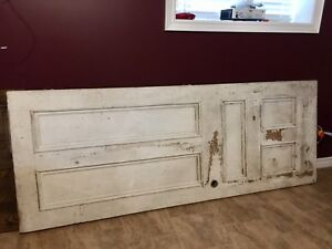 8ft Rustic Door