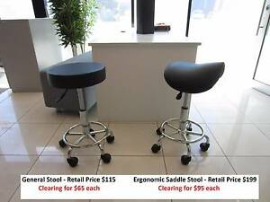 Saddle stools / ergonomic stools - Brand New! Edwardstown Marion Area Preview