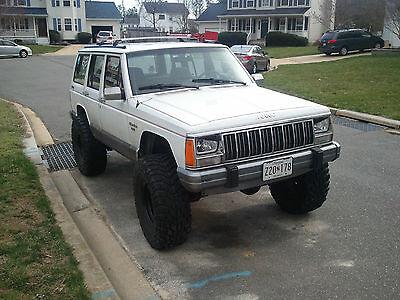 1992 Jeep Cherokee Lifted 4x4 Used Jeep Cherokee For