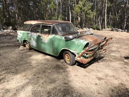 Holden Fb wagon