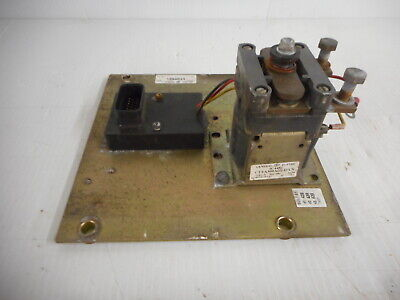 General Electric Contact Assembly Pn 1394831 From Hyster J35xmt2 Fork Lift