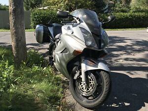 Honda Vfr 800 interceptor 2003