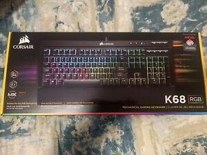 Corsair K68 mechanical keyboard