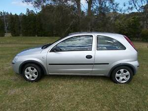 2004 Holden Barina Hatchback Mount Hutton Lake Macquarie Area Preview
