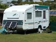 Norseman Galaxy Caravan 15 ft Eventyrer 2005 Ambleside Devonport Area Preview