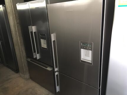 STAINLESS STEEL FRIDGES FOR SALE IN GEEBUNG DELIVERYWARRANTY