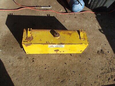 Rounder L600 Skidsteer Hydraulic Oil Tank
