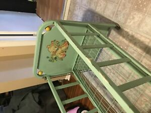 Vintage childrens crib