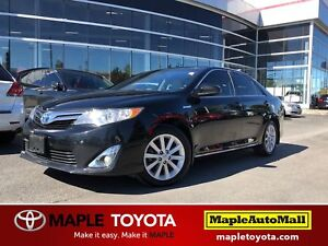 2012 Toyota Camry Hybrid XLE LEATHER MOONROOF & MORE