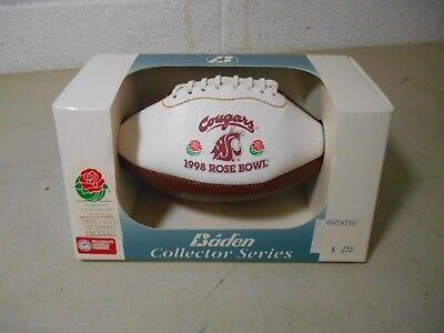 Washington Cougars Football (Washington State Cougars 1998 Rose Bowl Baden Collector Series Mini)
