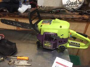 Poulan chainsaw-