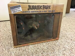 Limited Edition Jurassic Park Trilogy Blu-Ray