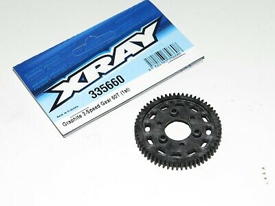 RX8-0984 XRAY RX8 2018 On-Road car new 60t 2 speed gear for sale  Shipping to India