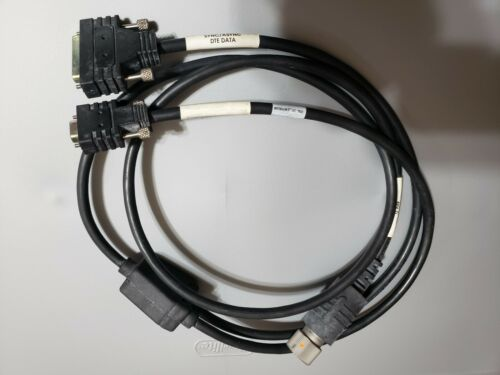 RS-232 Sync/Async DTE Data Cable Assembly 10075-9100-07 2012