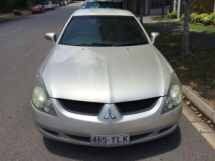2004 Mitsubishi Magna AWD