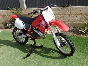 For Sale: Honda CR250R - 1990   $4200 Jindalee Wanneroo Area Preview