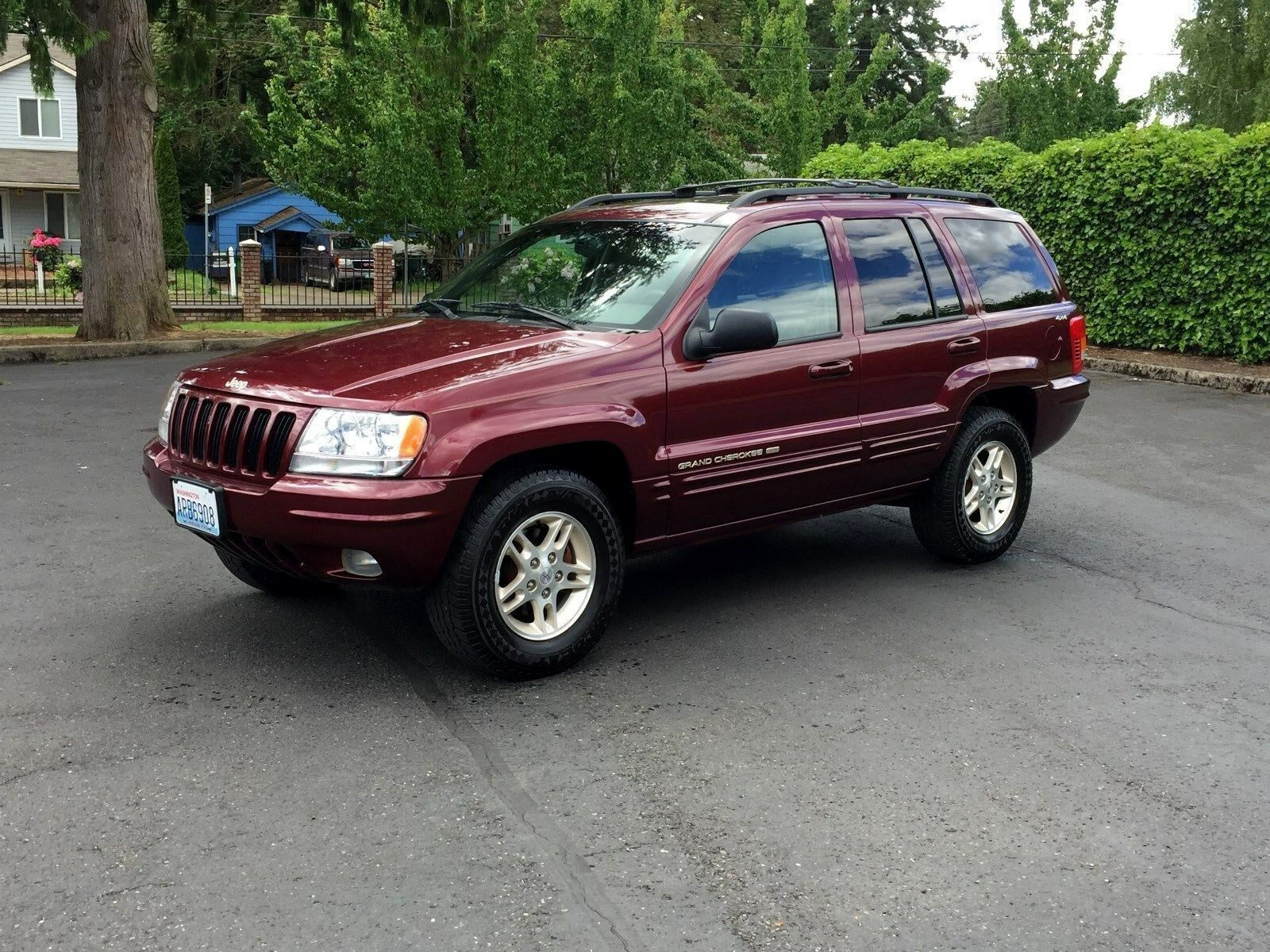 1999 Jeep Cherokee Limited 1999 Jeep Cherokee Limited 4x4 4.0L 6'Cyl 50K ORIGINAL MILES! Beautiful Like New