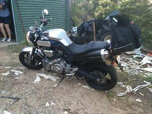 IMMACULATE YAMAHA MT01, REG, LOW KM Sidmouth West Tamar Preview