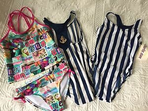 Girls 10-12 bathing suits