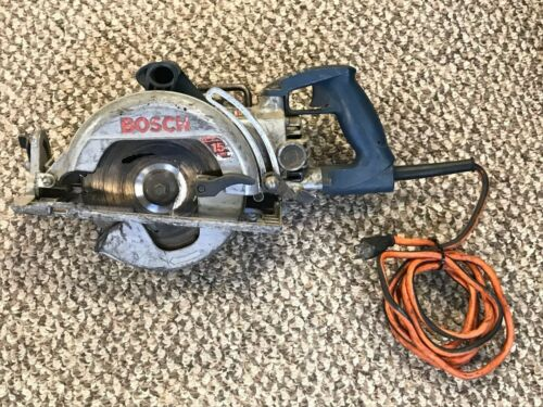 "Bosch 7-1/4"" Worm Drive Saw Model 1677M"