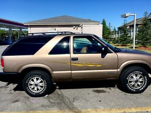 GMC Jimmy truck trade for car