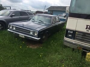 1967 Plymouth Belvedere 11