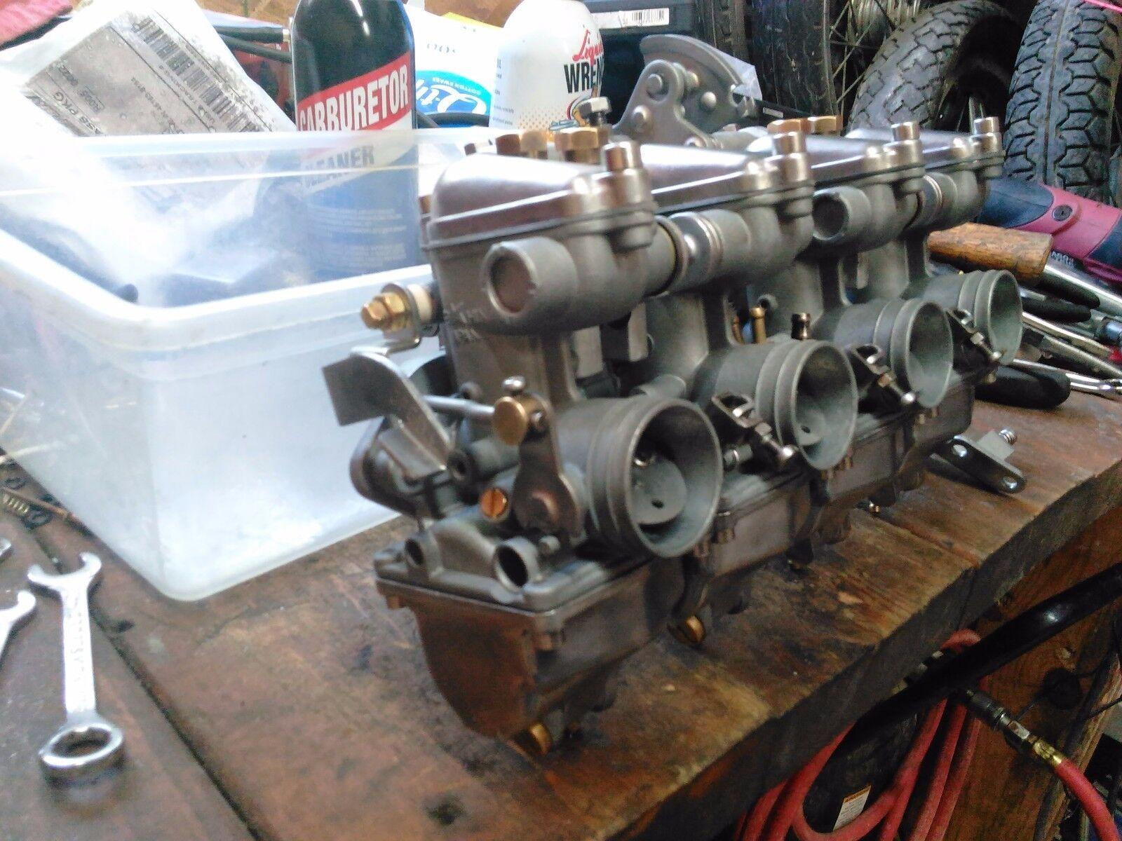 Honda Cb350f Carburetor Rebuild Service Wundr Shop Pro Diagram Float Level For Mikuni Tm33
