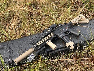 Fully Upgraded 530 fps VFC HK416 CQB