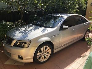 2010 unregistered Holden Caprice V8 $3000 ono  car in Marrickville  Thirroul Wollongong Area Preview