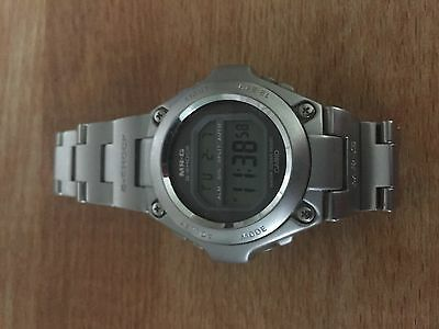 Very Rare 1st Edition Casio Steel G-Shock Mens Watch - Offers Considered.