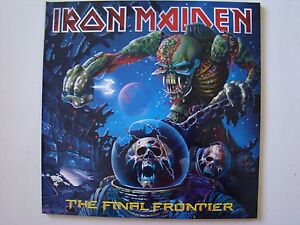 Iron Maiden ‎– The Final Frontier LP VINYL - <span itemprop=availableAtOrFrom>Olesnica Slaska, Polska</span> - Iron Maiden ‎– The Final Frontier LP VINYL - Olesnica Slaska, Polska