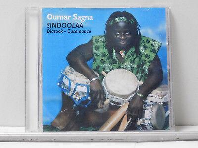 Oumar Sagna  Sindoolaa  Diatock Casamance CD comprar usado  Enviando para Brazil