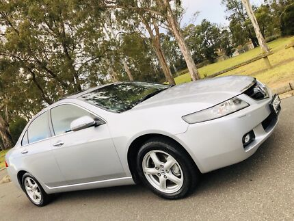 2004 Honda Accord Euro Luxury Low Kms Full Service History Long Rego Moorebank Liverpool Area Preview