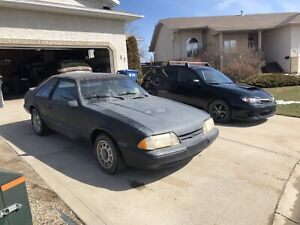 1988 Ford Mustang 302 5spd
