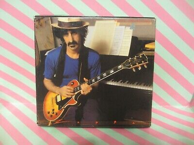 FRANK ZAPPA Shut Up 'n Play Yer Guitar 3 CD BOX