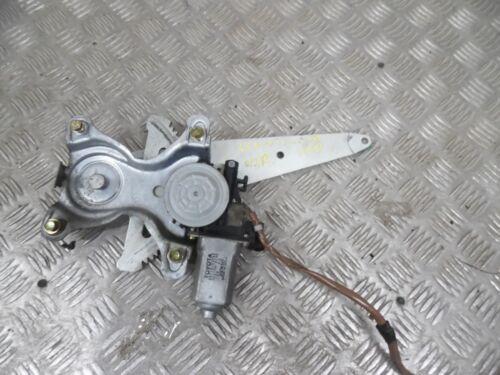 LEXUS IS200 SE 1999 O/S DRIVER SIDE REAR WINDOW MOTOR & REGULATOR