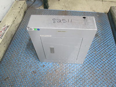 Siemens Main Lug Circuit Breaker Panel Cdp-7 18-circuit 100a Max 1ph 3w Used