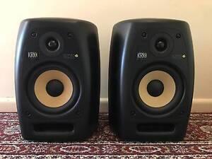 KRK VXT6 Active Studio Monitors (PAIR) St Peters Marrickville Area Preview