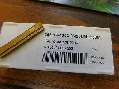 Seco 396.19-4003.on 20un F30m Carbide Thread Mill Insert 20 Tpi