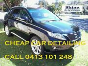 PERTH CHEAP CAR DETAILING Perth Perth City Area Preview